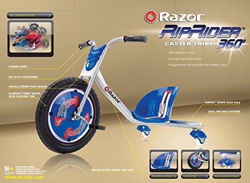 Razor RipRider 360 design