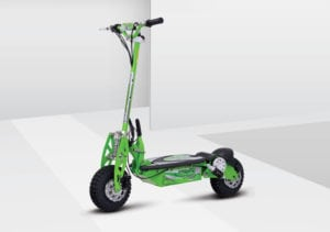 Green UberScoot 1000w