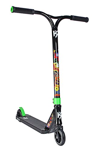 Black Kota Mania Pro Stunt scooter