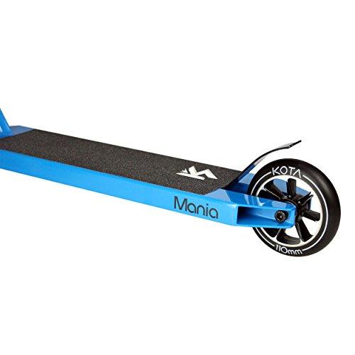 Blue Kota Mania Wheels