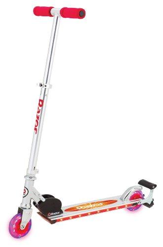 Razor Spark 2.0 kick scooter red