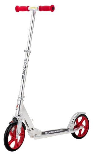 Razor A5 Lux scooter red