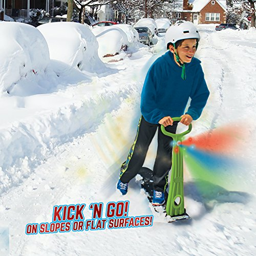 GeoSpace Original LED Ski Scooter