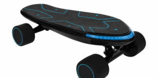 Swagboard spectra electric skateboard