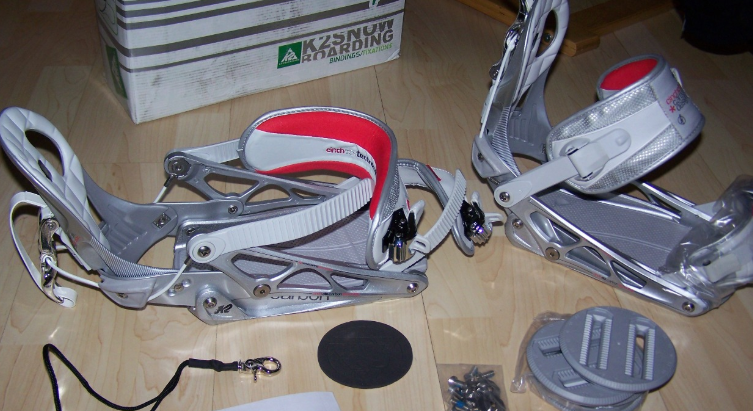 bare snowboard bindings unboxed