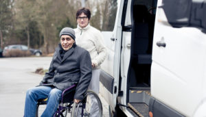 Wheelchair Ramps for Vans