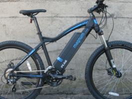 Electric mountain bike 2019