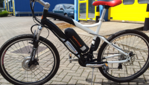 How electric bikes works