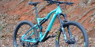 All mountain bike
