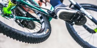 Mountain bike pedal