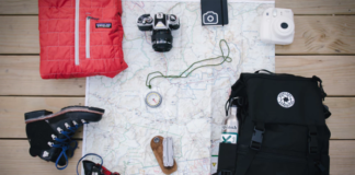 Backpacking gears