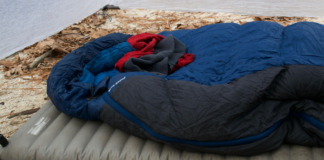 Camping pads