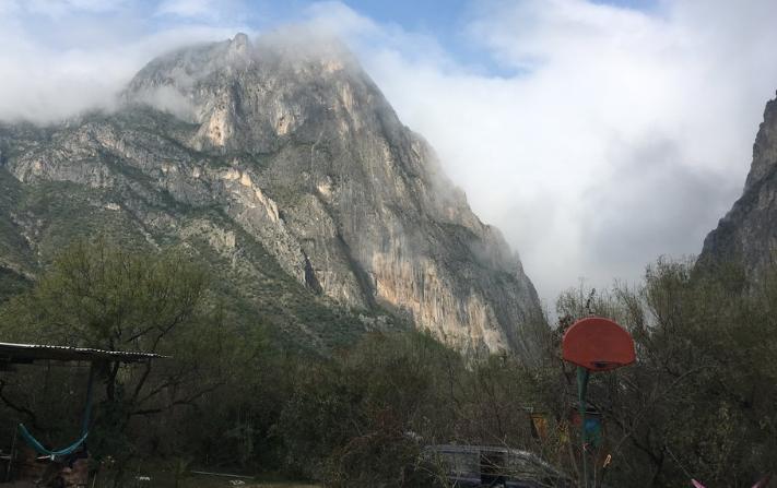 El Potero Chico, Mexico