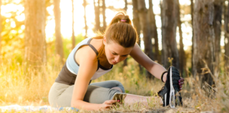Hiking workout