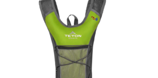 Teton Sports Trailrunner 2 Liter Hydration Backpack green