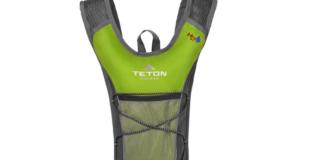 Teton Sports Trailrunner 2 Liter Hydration Backpack green
