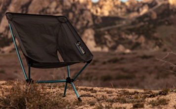 Camper chair