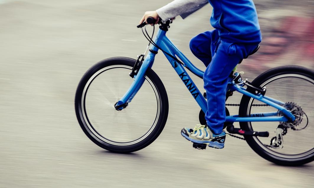 Geared Bike