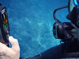 Oceanic Pro Plus x Dive Computer with QD Hose