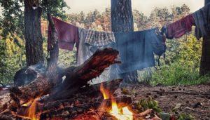 Traveling Underwear