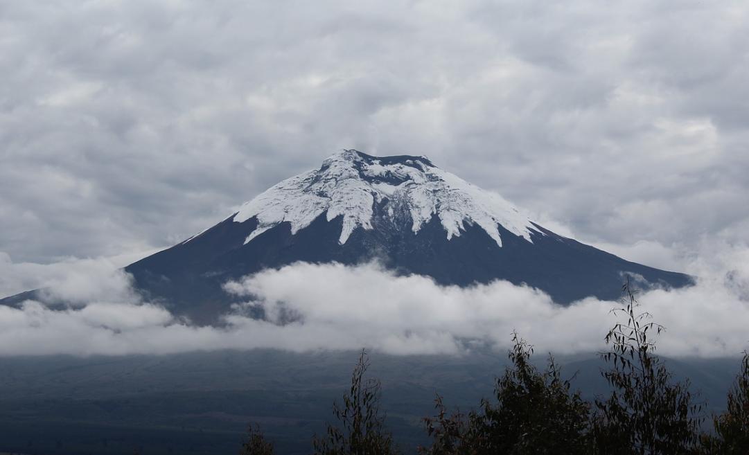 Cotopaxi Volcano - Quito Ecuador