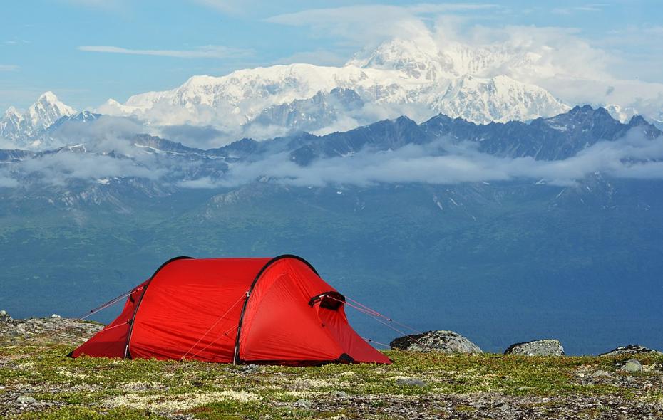 Kesugi Ridge Trail - Denali National Park Alaska