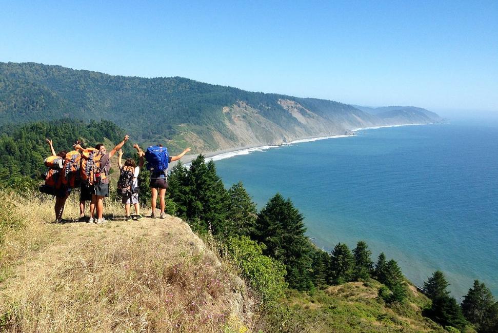 Lost Coast Trail - California