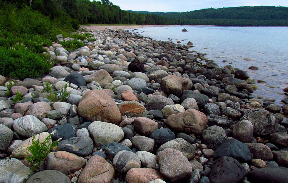 Nokomis Trail Lake Superior Ontario Canada