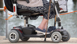 Mobility Scooter Category