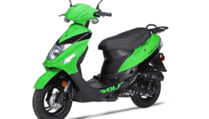 wolf rx 50 scooter