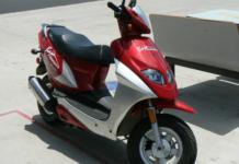Baja Scooter