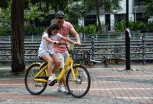 kids bike size